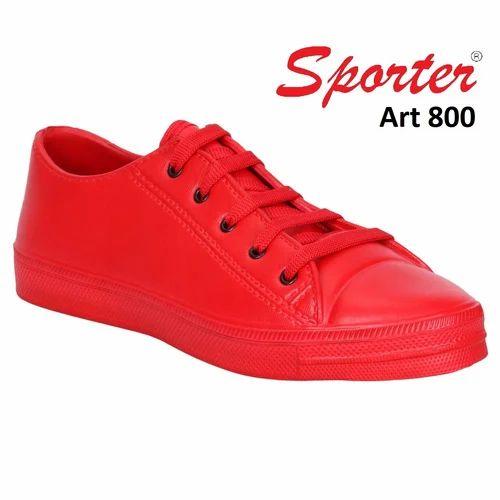 Sporter Men Red EVA Casual Shoes 800 b41348687641