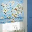 Kids Polyester Window Roller Blind