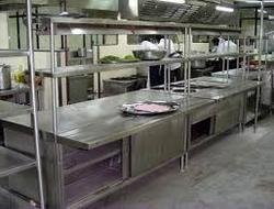 Commercial Kitchen Setup