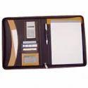 Leather Black Office Folder