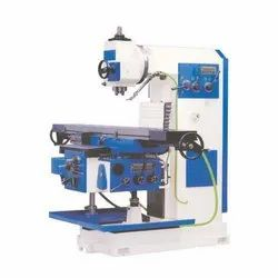 DI-116A All Geared Vertical Milling Machine