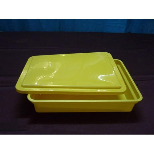 Plastic Sweet Box, Size: 100 X 50 X 35 Mm
