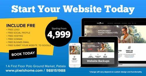 Website Development, E Shop Development, Java Web