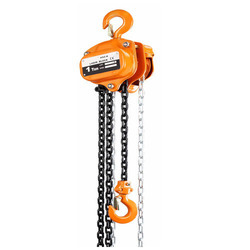 Chain Pulley Blocks, Capacity: 2 ton, for Gantry Crane