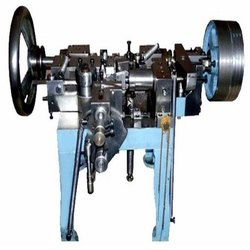 Electric Curb Chain Making Machine