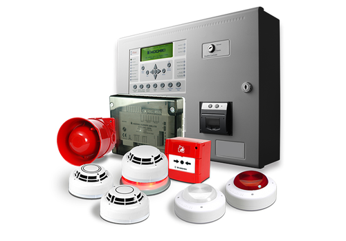 Automatic addressable fire detection and alarm system fire care automatic addressable fire detection and alarm system publicscrutiny Choice Image