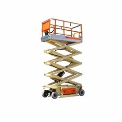 Electric Goods Scissor Lift
