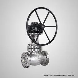 L&T Bolted Bonnet Globe Valves