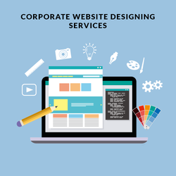 Corporate Website Designing Services