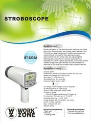 Stroboscope DT2349A Work Zone