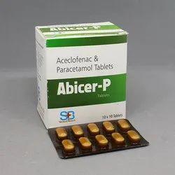 Aceclofenac And Paracetamol