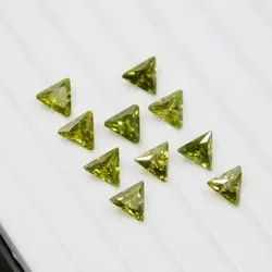 Cubic Zirconia Colour Triangle