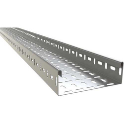 Steel Trough Cable Tray
