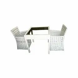 Universal Furniture Outdoor & Indoor Table with 2 Chairs