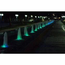 Water Body Fountain