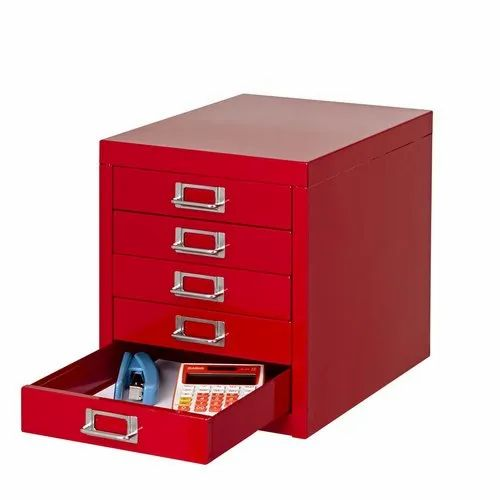 Steel File Cabinet No Of Drawers 5, Mini File Cabinet