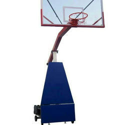 Basketball Pole System