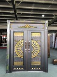 Stainless Steel Entry Door