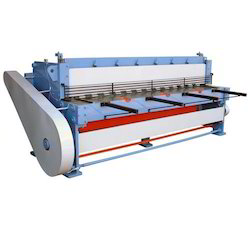 Heavy Duty Under Crank Shearing Machine