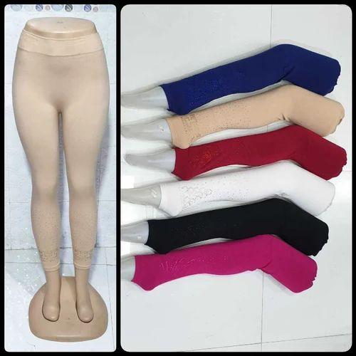 3f9e5671f47b Casual Wear Ladies Plain Legging, Size: S - XL, Rs 125 /piece ...