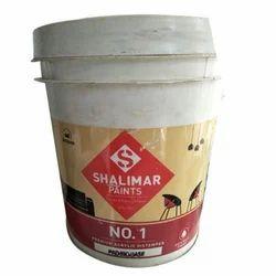 Shalimar Acrylic Distemper Paint