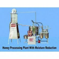 Tiwana Bee Farm Honey Processing Plant With Moisture Reduction, Capacity: 200 Kg/8 Hour In Two Terms