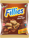 Fillies Crispy Choco Puf, Speciality: Egg Free