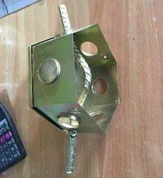 6 Round Fan Box