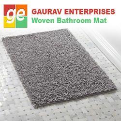 Woven Bathroom Mat