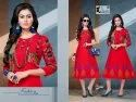 Kurti with Separate Jacket