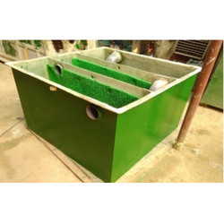 Paint Coated FRP Bio Digester Tank
