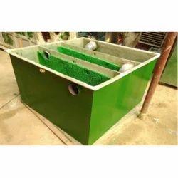 FRP Bio Digester Tank 5000 Liter