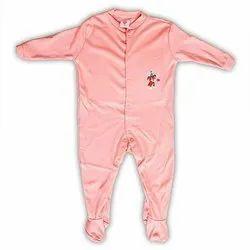 Unisex Mini Berry Cotton Baby Romper