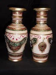 Marble Decorative Flower Pot