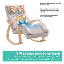 Body Massaging Relaxing Chair