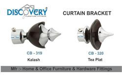 Kalash & Tea Port Curtain Bracket