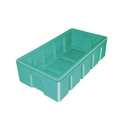 Green Roto Crates