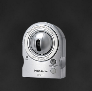 PANASONIC BL-C111A NETWORK CAMERA DRIVER WINDOWS