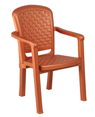 Superb Weave Plastic Chair