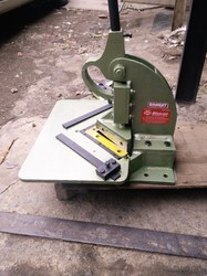 Hand Operated Notching Machine