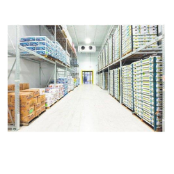 Cold Warehouses Rental storage, Capacity / Size Of Storage: 1000mt