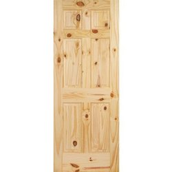 Interior Solid Wood Swing Panel Door