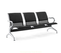 Airport Cushioned 3 Seater