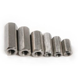Stainless Steel Hex Coupling Nuts