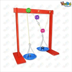 Pulley System - Physics Model