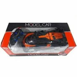 Rechargeable Plastic Battery Powered Remote Control Toy Car