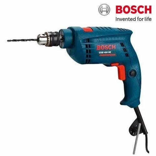 Bosch Impact Drill Model GSB 450, Warranty: 1 year
