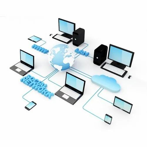 Network Solution It Networking Companies Networking