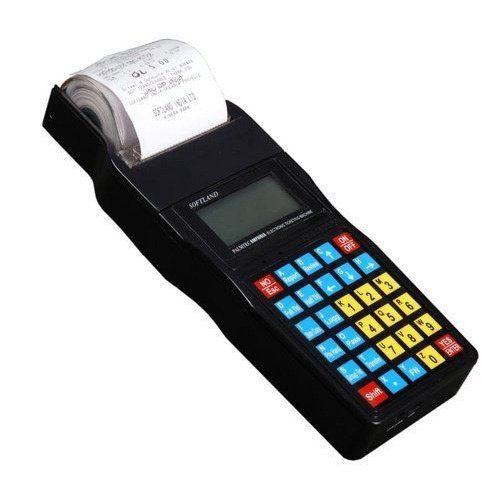 RFID Ticketing Machine