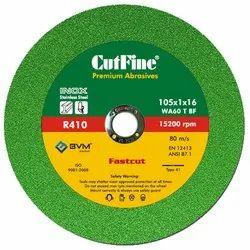 CUTFINE 4 Inch Green Inox Cutting Wheel